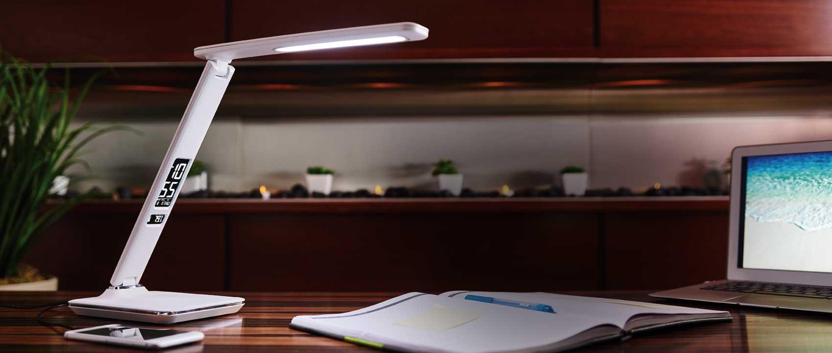 Ottlite Natural Daylight Lighting Floor Lamps Reading