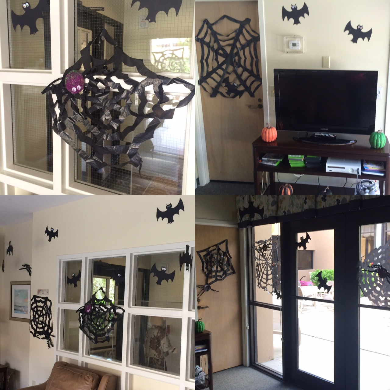 Halloween Decorations For The Ronald Mcdonald House