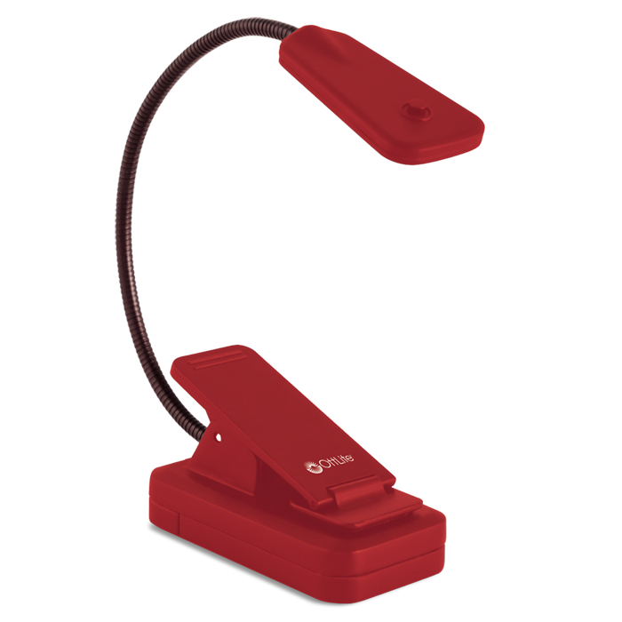 Strong And Flexible The Led Book Light Was Built To Give You Ottlite Natural Daylight Illumination Wherever Go With A Sy No Slip Clip Hold