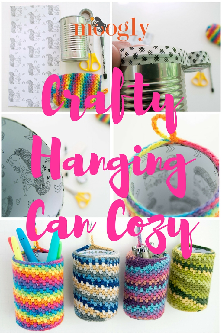 Guest Blog - Crocheted Can Cozy by Moogly > OttLite > OttLite Blog ...