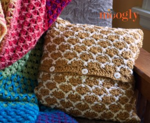Sunshine-Lattice Pillow
